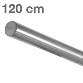 RVS Geborsteld Trapleuning 120 cm