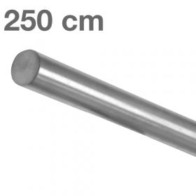 RVS Geborsteld Trapleuning 250 cm