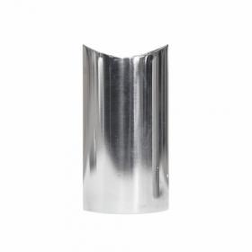 RVS design trapleuning houder - Gepolijst