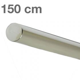 RVS Gepolijst Trapleuning 150 cm