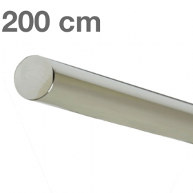 RVS Gepolijst Trapleuning 200 cm