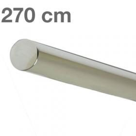RVS Gepolijst Trapleuning 270 cm