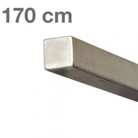 RVS Vierkante Trapleuning 170 cm
